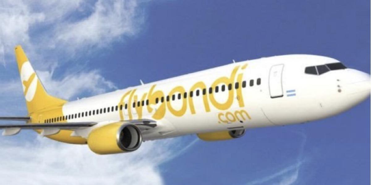 Flybondi anuncia voo entre Porto Alegre-Buenos Aires em 2020