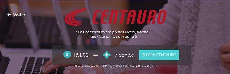 Ganhe 32% de desconto em compras no site da Centauro!