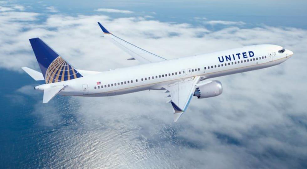 United planeja retomar 4 voos para China em junho