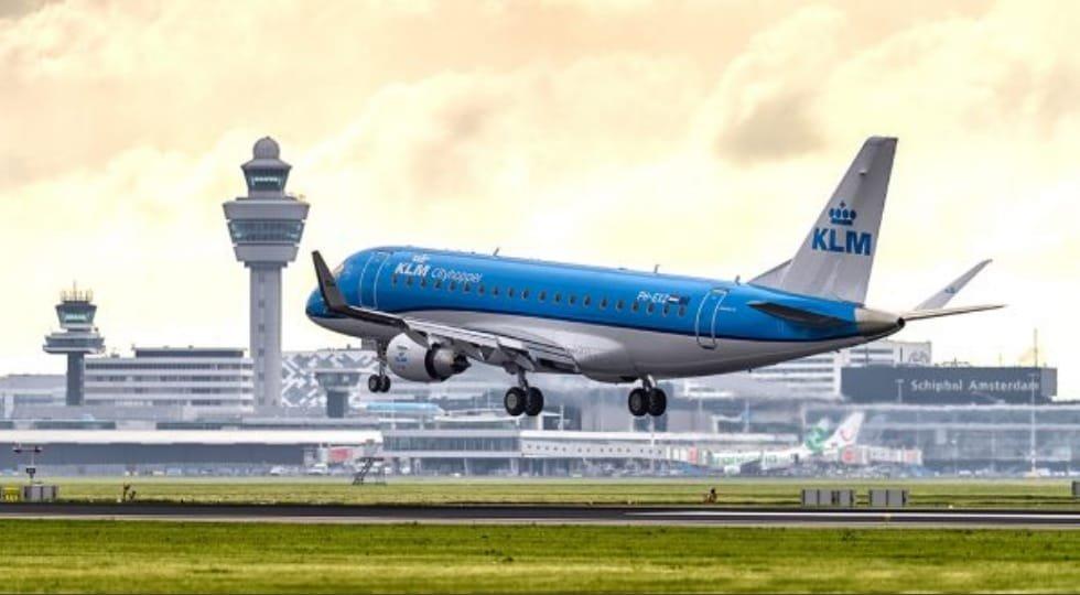 KLM passa a oferecer reembolso em dinheiro para voos cancelados pela Covid-19