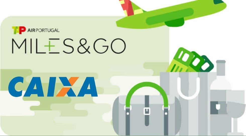 TAP Miles&GO e Caixa: Transfira seus pontos e ganhe até 125% de bônus