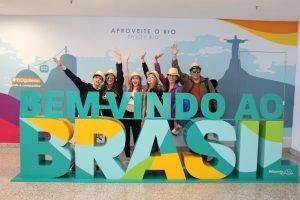 Passageiros Argentinos Chegam Ao Rio Com A Flybondi