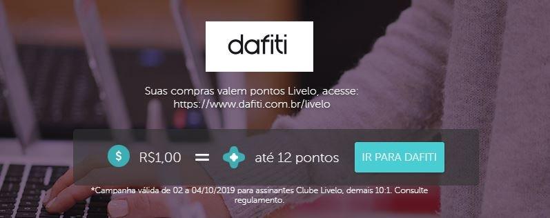 Ganhe até 55% de desconto em compras na Dafiti ou Kanui!