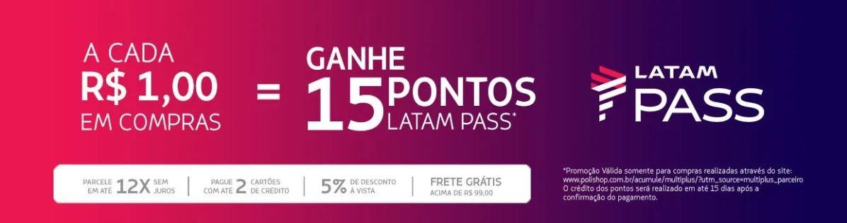 Ganhe até 45% de desconto em produtos selecionados no site da Polishop
