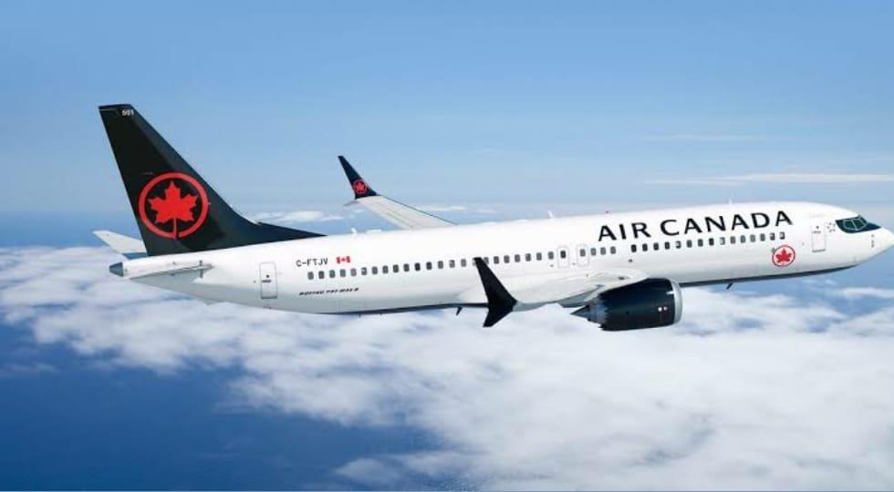 Air Canada suspende todos os voos para os EUA