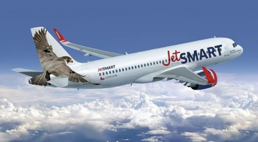 JetSmart do Chile inaugura voos para Foz do Iguaçu