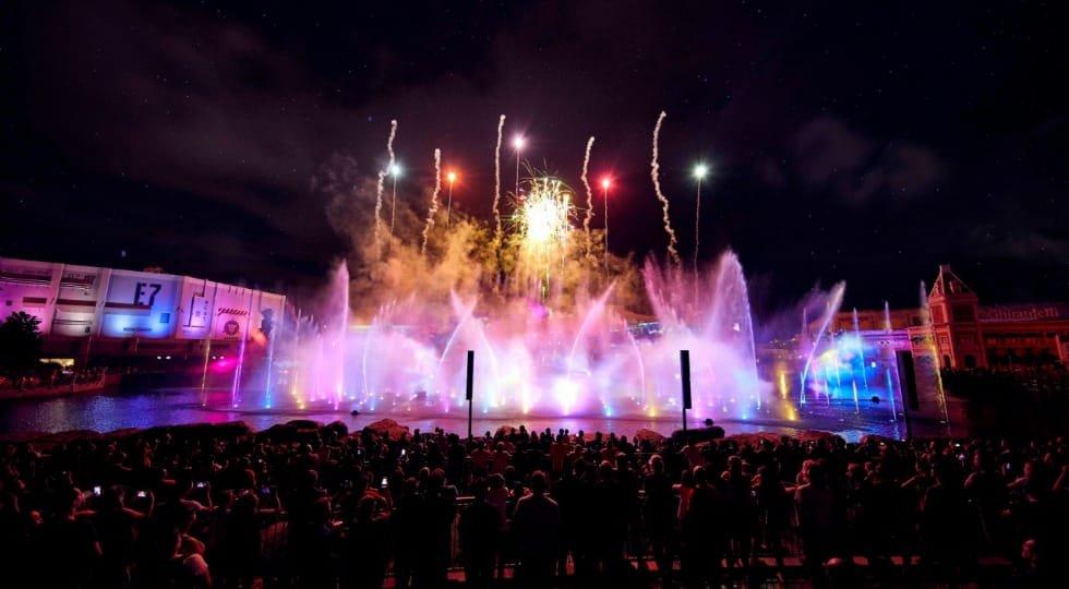 Tenha um grande Réveillon com as comemorações empolgantes do Universal Orlando Resort