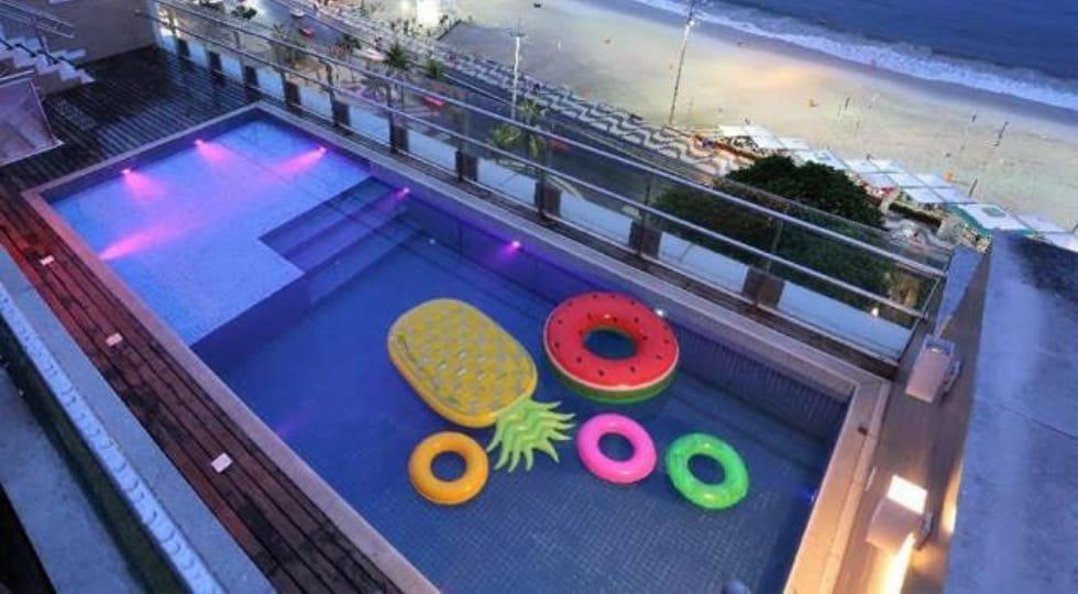 Grand Mercure Rio de Janeiro Copacabana apresenta novo restaurante em seu rooftop e café em seu lobby