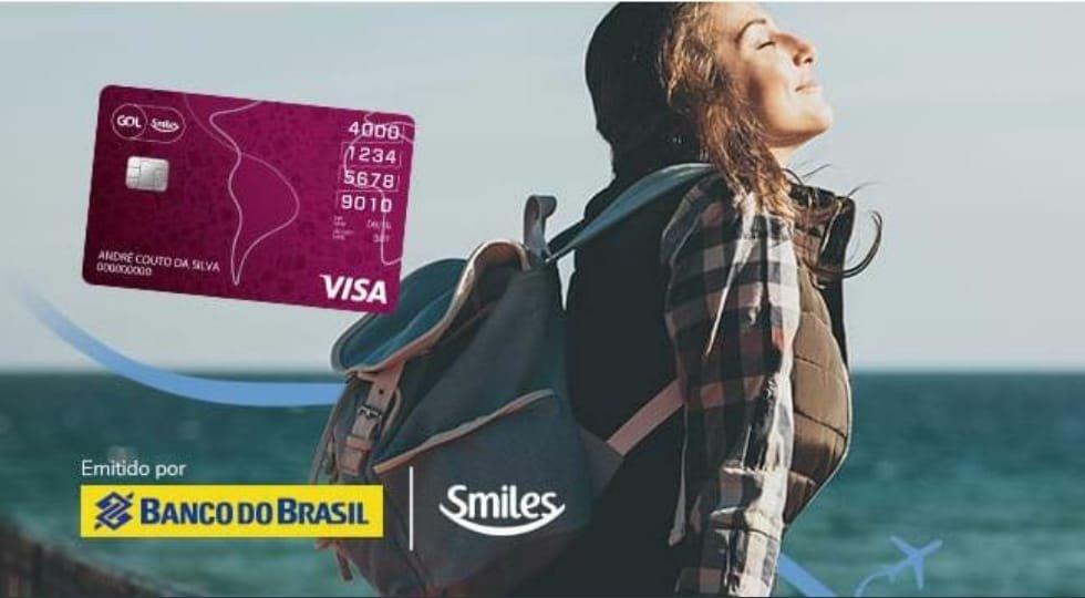 Banco do Brasil oferece cashback no cartão de crédito Smiles Visa BB