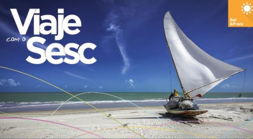 Conheça o Brasil com o Turismo Social do Sesc