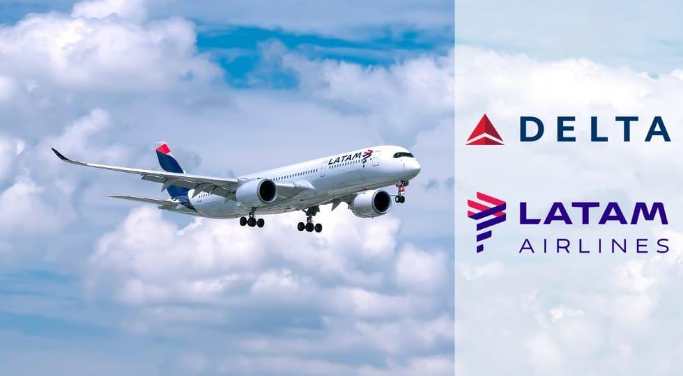 LATAM e Delta apresentam ao CADE Acordo de Joint Venture entre Américas