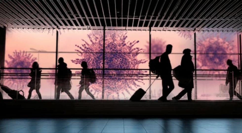 Aeroportos testam nova tecnologia de triagem para combater a propagação do coronavírus