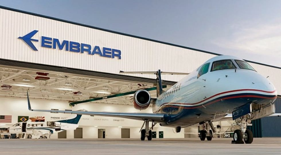 Embraer colabora com tecnologias e soluções para combate ao COVID-19