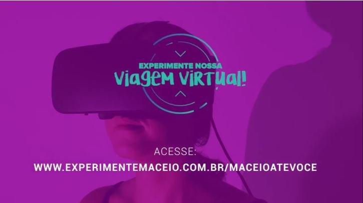 Maceió Até Você: Prefeitura lança plataforma de turismo para viajantes em casa