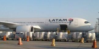 Floripa Airport e LATAM Cargo inauguram oficialmente a rota cargueira inédita Miami-Florianópolis