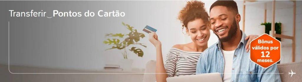 Smiles: Transfira seus pontos do cartão e ganhe até 70% de bônus