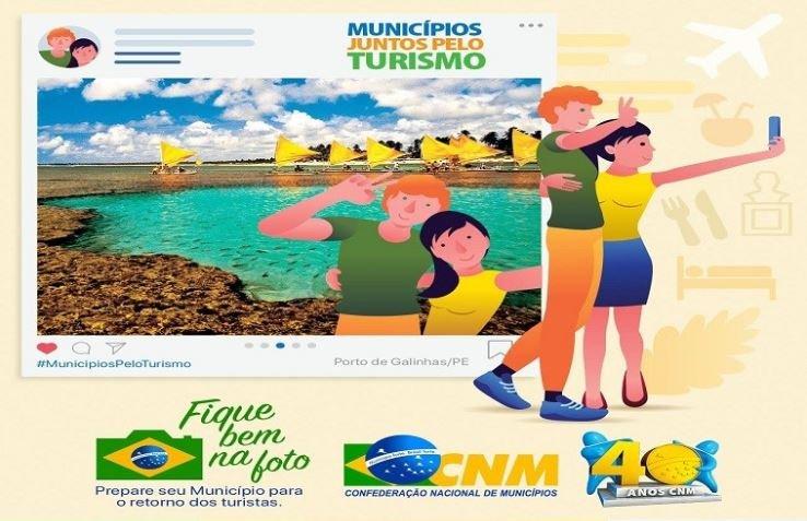 Campanha estimula valorização do turismo interno após pandemia