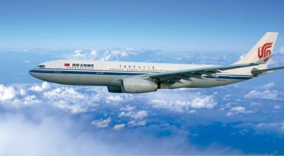 Air China planeja operar 24 rotas internacionais em junho