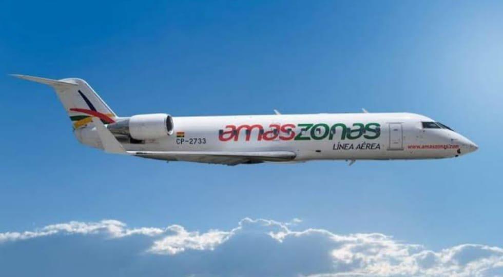 Amaszonas anuncia nova operação em São Paulo