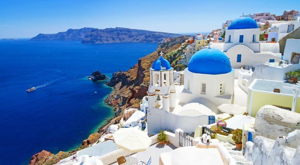 Grécia receberá turistas a partir de 15 de junho