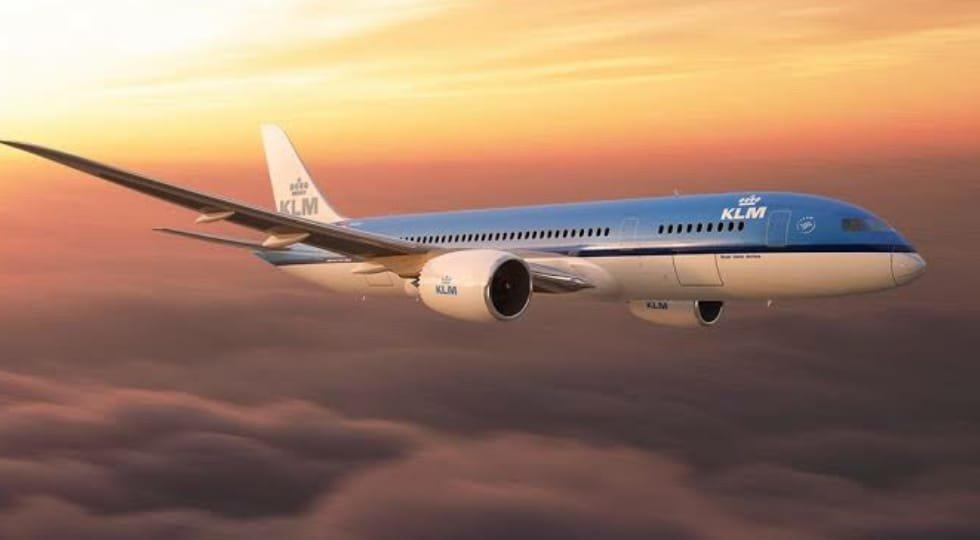 KLM planeja retomar 80% das rotas internacionais em agosto