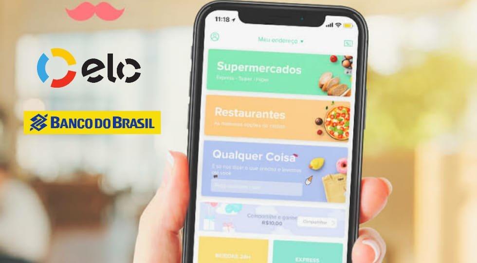 Promoção: Elo e Banco do Brasil dão gorjeta a entregadores da Rappi e desconto de R$ 15 aos clientes