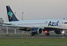 Azul terá 300 voos por dia em Agosto e retomará operação em oito destinos no país