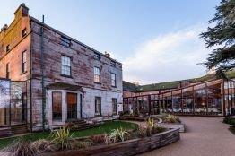 Peter Pan - Casa de Moat Brae e Jardins, Escócia