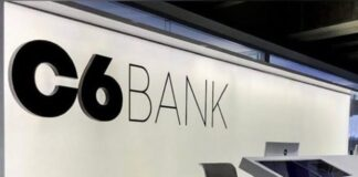 Loja virtual do C6 Bank oferece compra com cartão de crédito