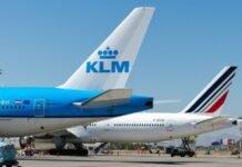Air France e KLM expandem flexibilidade para reservas de viagens