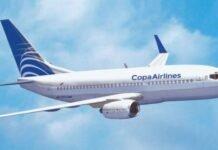 Rio de Janeiro volta à malha da Copa Airlines em Outubro
