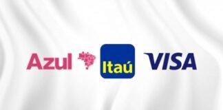 Azul Itaú Unibanco e Visa lançam cartão com foco na retomada do Turismo