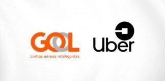 Como viajar de graça pela Gol utilizando o Uber