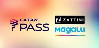 Latam Pass oferece até 10 pontos por real gasto na Zattini e Magazine Luiza