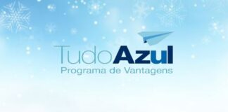 TudoAzul oferece até 95% de bônus nas transferências