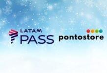 Latam Pass oferece até 20 pontos por real gasto na Ponto Store