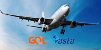 Gol e Asta Linhas Aéreas fecham acordo de interline