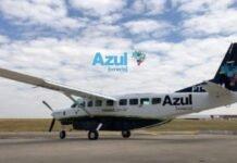 Azul Conecta retoma hoje voos para o litoral do Rio de Janeiro