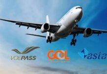 Gol em parceria com Asta e Voepass anunciam o início das operações na região Centro-Oeste