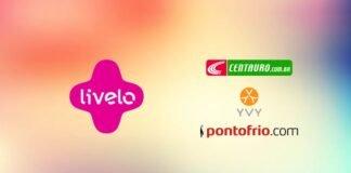 Livelo oferece pontos turbinados com Ponto Frio, YVY e Centauro