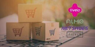 Livelo promove campanhas de acúmulo de pontos com Netshoes, Fiever e Alme