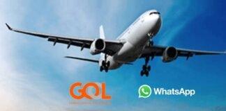 Gol aprimora a experiência do Cliente no WhatsApp
